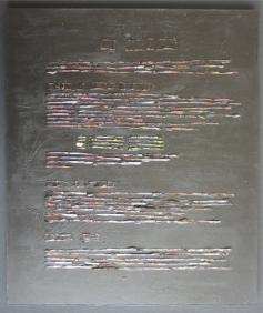 A true story (blik acryl 40x34 cm)