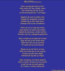 Geloven (in hierboven) (nov 2003)