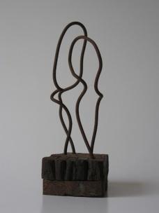 Love (ijzer hout hoogte ca 22 cm)