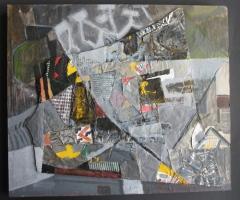 Nar (blik acryl 34x40 cm)