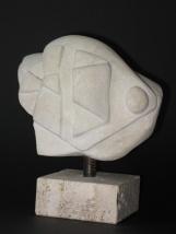 Sunfish (steen hoogte ca 20 cm)