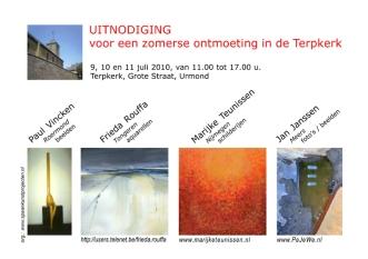Uitnodiging zomerse expositie (3)